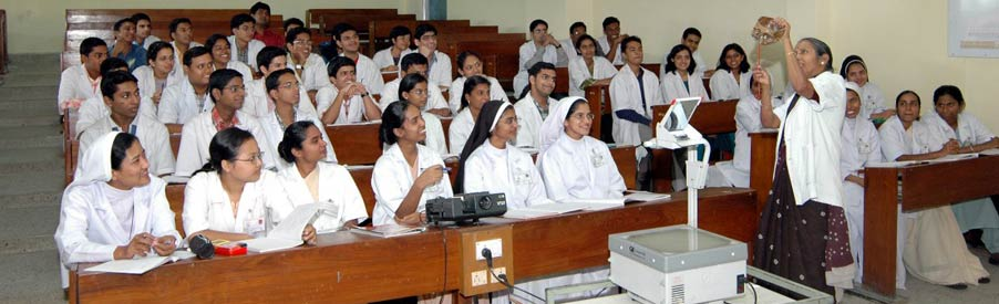 medical college classroom india