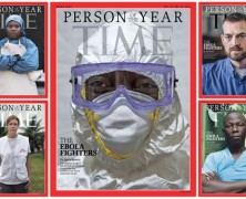 The Ebola Fighters – TIME Person of the Year 2014