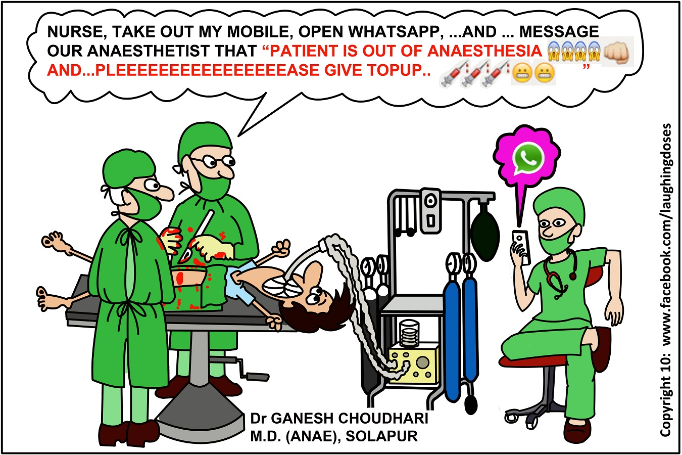 Surgical cartoons surgical cartoon funny surgical picture surgical - Insane Funny Indian Surgeon Doctor