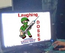 Laughing DOSES – Man behind the mask