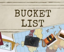 A CANCER PATIENT'S EVER GROWING BUCKET LIST