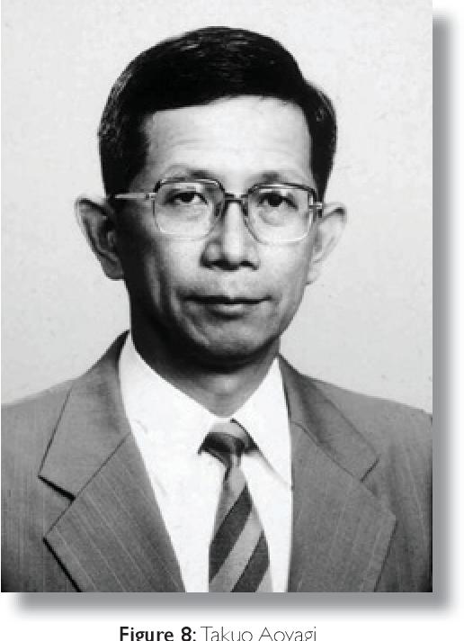 OBITUARY- TAKUO AOYAGI