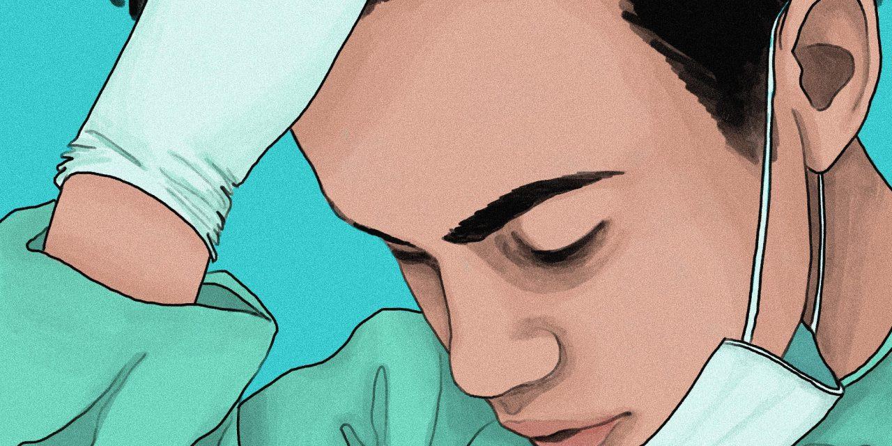MENTAL HEALTH OF DOCTORS DURING CORONA